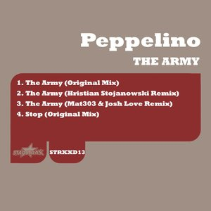 Image for 'The Army EP'