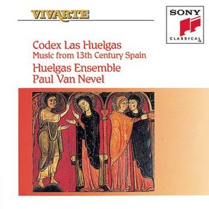 Image for 'Codex Las Huelgas: Music from 13th Century Spain'