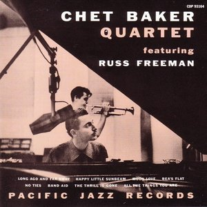 Image for 'Chet Baker Quartet Featuring Russ Freeman'
