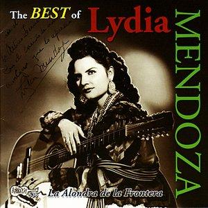 Imagen de 'The Best of Lydia Mendoza'