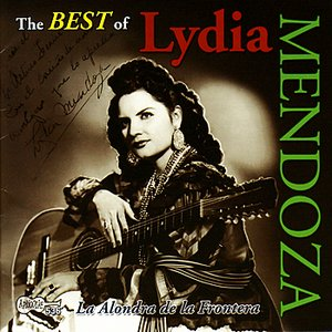 Immagine per 'The Best of Lydia Mendoza'