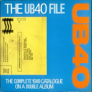 Image for 'The UB40 File'