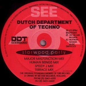 Imagem de 'Dutch Department Of Techno'