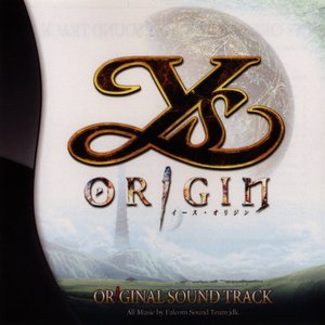 Immagine per 'Ys ORIGIN ORIGINAL SOUND TRACK'