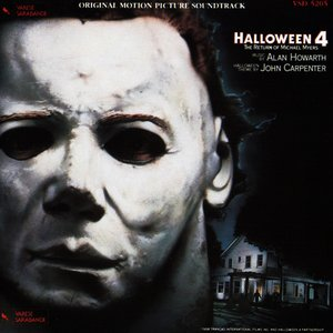 Image for 'Hallowen 4: The Return of Michael Myers (Original Motion Picture Soundtrack)'