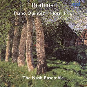 Image for 'Brahms : Piano Quintet and Horn Trio'