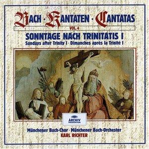Image for 'Julia Hamari, Dietrich Fischer-Dieskau, Etc.; Karl Richter: Munich Bach Choir & Orchestra'