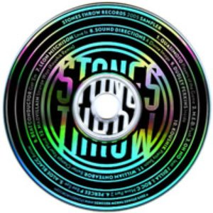 Image for 'Stones Throw Records 2005 Sampler'