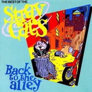 Imagem de 'Back to the Alley: The Best of The Stray Cats'