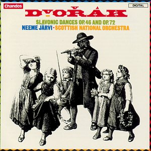 Bild för 'Slavonic Dances'