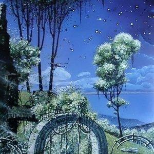 Imagem de 'The Blue Garden'