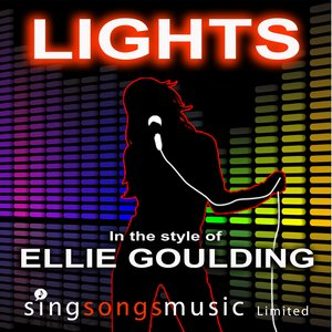 Image pour 'Lights (In the style of Ellie Goulding)'