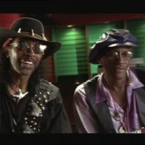 Image for 'Bootsy Collins & Bernie Worrell'