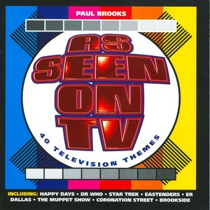Image for 'As Seen On TV - 40 Television Themes'