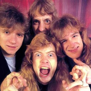 Image for 'Megadeth'