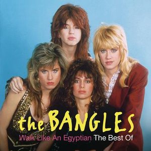 Immagine per 'Walk Like An Egyptian: The Best Of The Bangles'