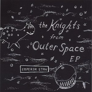 Image for 'The Knights From Outer Space EP'