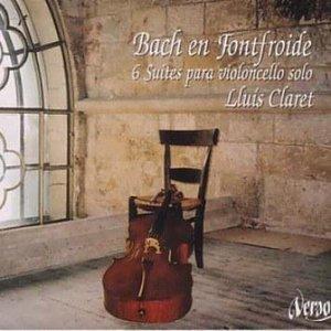 Imagen de 'Suite No. 1 BWW 1007 - Gigue (Bach En Frontfroide)'