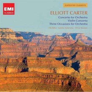 Image for 'American Classics: Elliott Carter'