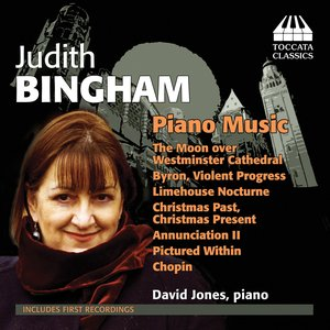 Image for 'Bingham: Piano Music'