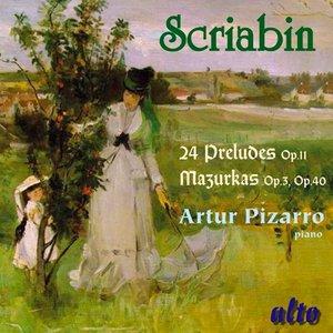 Imagen de 'Scriabin: Preludes & Mazurkas'