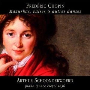 Image for 'Chopin: Mazurkas, valses & autres danses'
