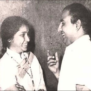 Image for 'Asha Bhosle & Mohammed Rafi'