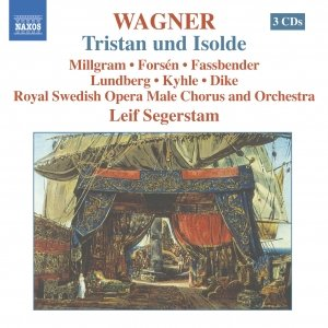 Image for 'WAGNER, R.: Tristan und Isolde'
