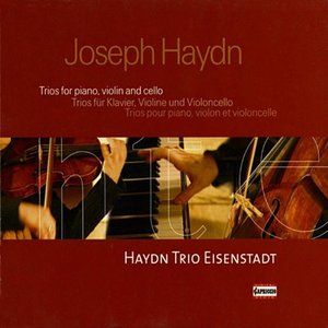 Image for 'Haydn: Trios for Piano, Violin and Cello'
