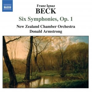 Image for 'BECK: Six Symphonies, Op. 1'