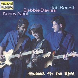 Immagine per 'Tab Benoit - Debbie Davies - Kenny Neal'