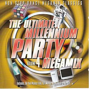 Imagem de 'The Ultimate Millennium Party Megamix Volume 4'