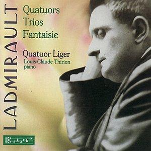 Image for 'Romance: Romance pour quatuor à cordes'