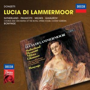 Image for 'Donizetti: Lucia di Lammermoor'
