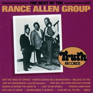 Bild för 'The Best Of The Rance Allen Group'