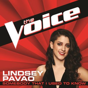 Image for 'Somebody That I Used to Know (The Voice Performance) - Single'
