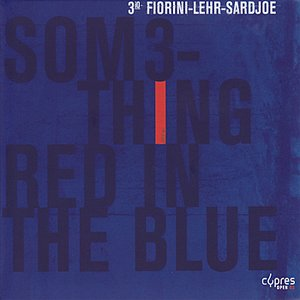 Image for 'Something Red in the Blue'