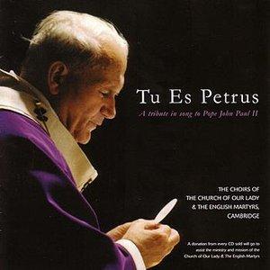 Image for 'Tu Es Petrus'