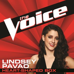 Image for 'Heart-Shaped Box (The Voice Performance) - Single'
