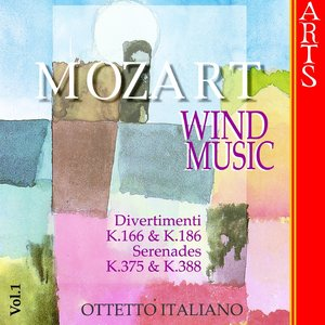 Image for 'Mozart: Music for Winds, Vol. 1'