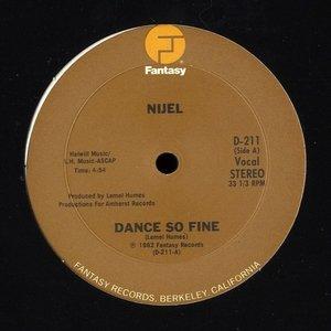 Imagem de 'Dance So Fine'