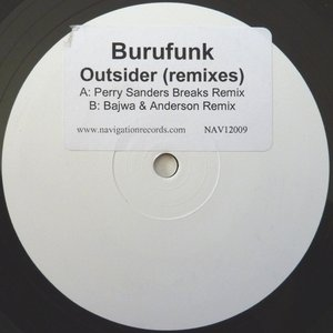Image for 'Outsider (Remixes)'