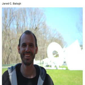 Image for 'Jared C. Balogh'