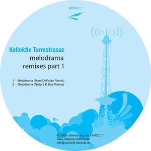 Bild für 'Melodrama (Oliver Huntemann Remix)'