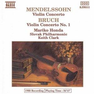 Image for 'MENDELSSOHN / BRUCH: Violin Concertos'