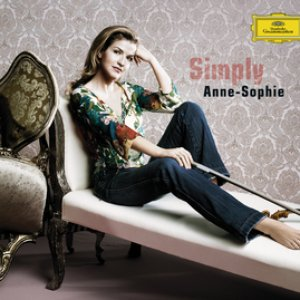 Image for 'Simply Anne-Sophie'