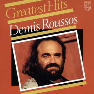 Immagine per 'Demis Roussos - Greatest Hits (1971 - 1980)'