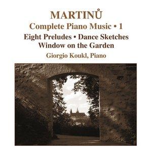 Image for 'Complete Piano Music Vol.1 (Giorgio Koukl)'