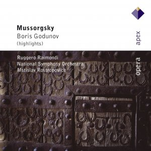 Image for 'Mussorgsky / Arr Lloyd-Jones : Boris Godunov [Highlights]'