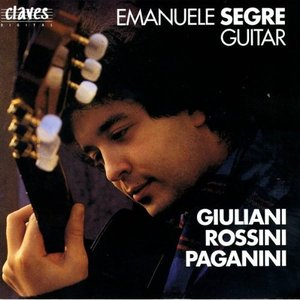 Image for 'Guitar: Mauro Giuliani / Gioacchino Rossini / Niccolò Paganini'